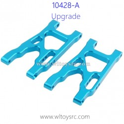 WLTOYS 10428-A 1/10 Wild Warrior Upgrade Parts-Front Swing Arm Blue