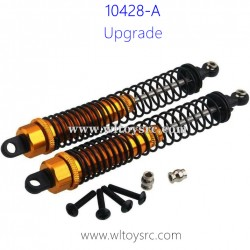 WLTOYS 10428-A Upgrade Parts-Rear Shock Absorbers Aluminum Alloy