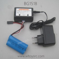 SUBOTECH BG1518 Tornado Parts-Battery and Charger Box
