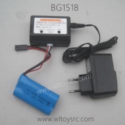 SUBOTECH BG1518 Tornado Parts-Battery and Charger Box