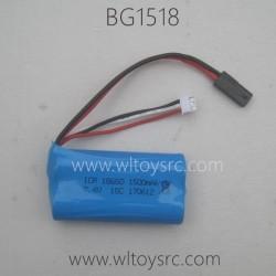 SUBOTECH BG1518 Battery 7.4V Li-ion 1500mAh