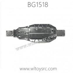 SUBOTECH BG1518 1/12 Desert Buggy Parts-Vehicle Bottom