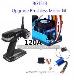 SUBOTECH BG1518 Upgrade Parts-Brushless Motor Kits
