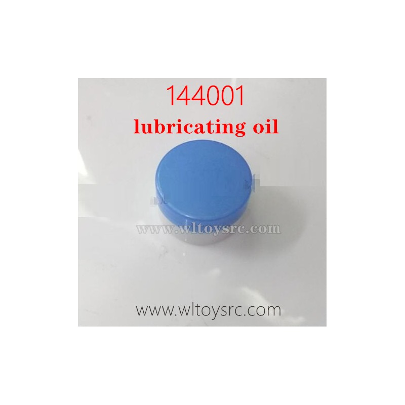 WLTOYS 144001 Upgrade Parts, lubricating Oil