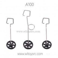 WLTOYS XK A100 RC Plane Parts-Landing Skids A100-0008