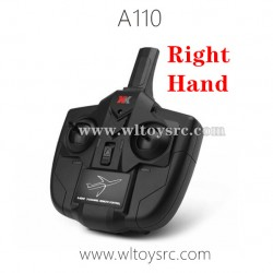 WLTOYS A110 Predator MQ-9 Plane Parts-Right Hand Model Transmitter