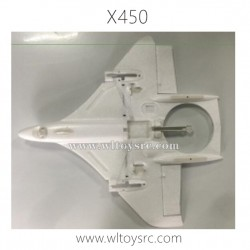WLTOYS XK X450 Helicopter Parts-Main Body Kit