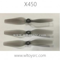 WLTOYS XK X450 Parts-Propellers