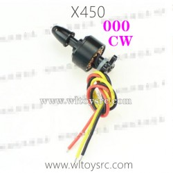 WLTOYS XK X450 Parts-Front CW Motor 0007