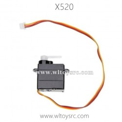 WLTOYS XK X520 Fighter RC Plane Parts-Servo