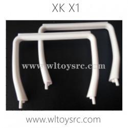 WLTOYS XK X1 5G GPS Drone Parts-Landing Skids