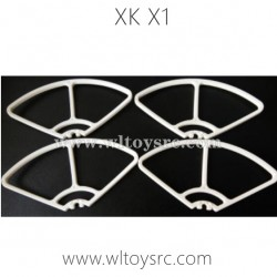 WLTOYS XK X1 Drone Parts-Propellers Protector