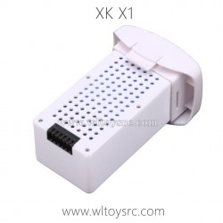 WLTOYS XK X1 5G GPS Drone Parts-Battery 7.6V 2200mAh