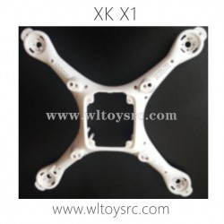 WLTOYS XK X1 5G GPS Drone Parts-Under Body Cover