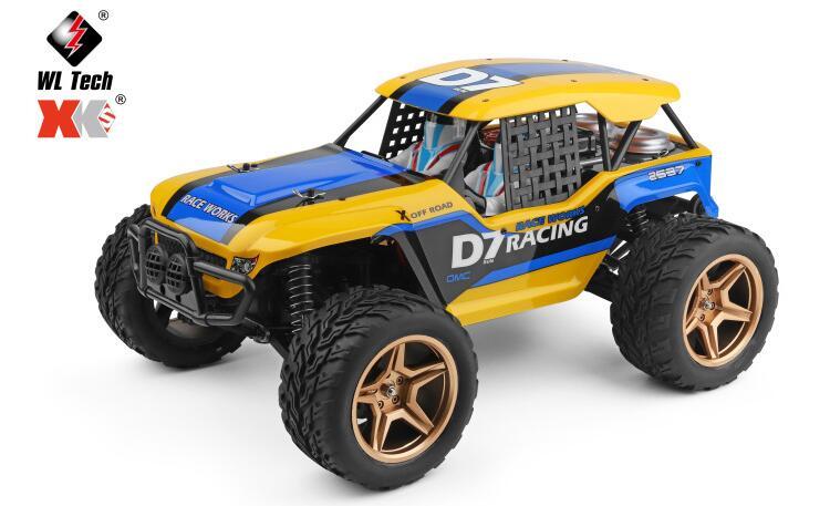 WLTOYS XK 12402-A 4WD 1/12