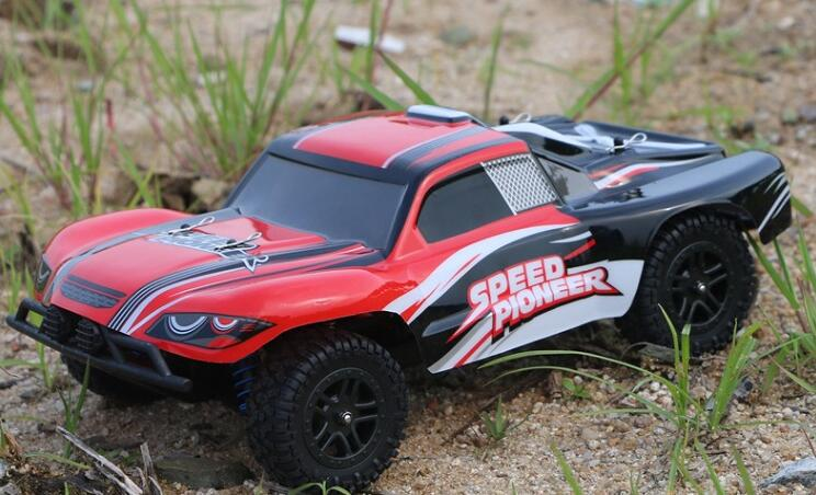 PXTOYS 9301 Speed Pioneer Red
