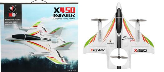 WLTOYS XK X450 RC Helicopter