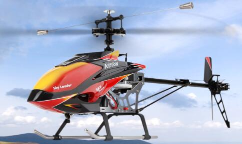 wltoys V913 sky hunter