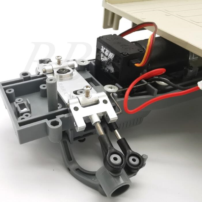 WPL D12 Upgrade Parts