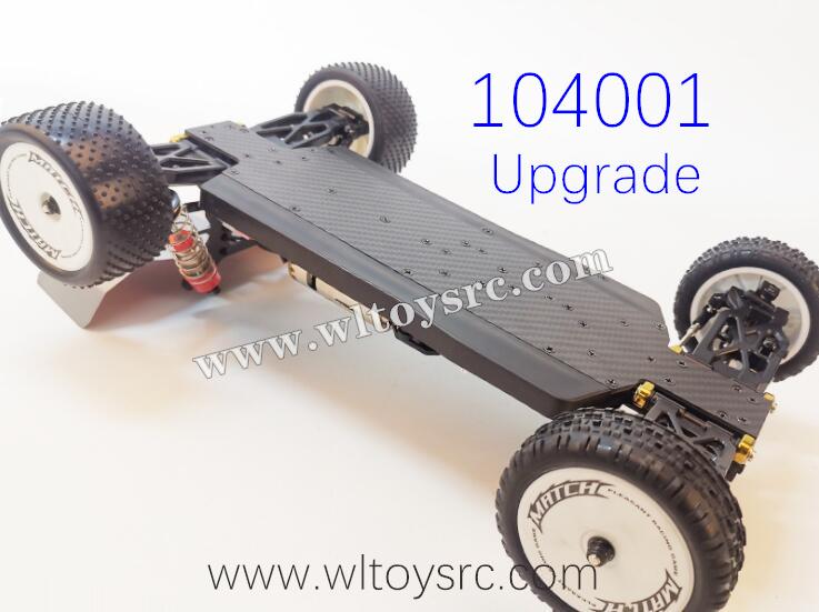 WLTOYS XK 104001 Upgrade Bottom