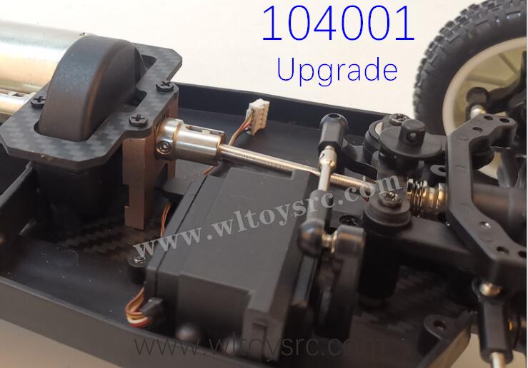 WLTOYS 104001 Upgrade Car Bottom